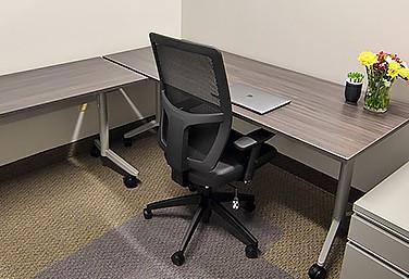 princeton cubicle rentals example