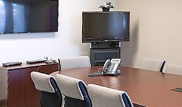 princeton video conference room rental example